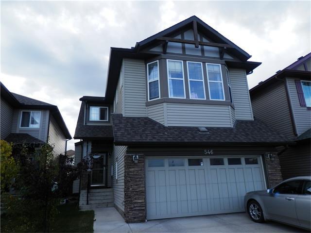 546 New Brighton Drive SE, Calgary, AB T2Z 0N8 (#C4146290) :: The Cliff Stevenson Group