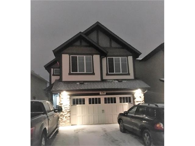 128 Skyview Shores Road NE, Calgary, AB T3N 0H9 (#C4146341) :: The Cliff Stevenson Group