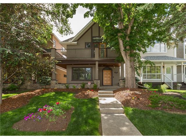 1731 Broadview Road NW, Calgary, AB T2N 3H4 (#C4146357) :: Redline Real Estate Group Inc