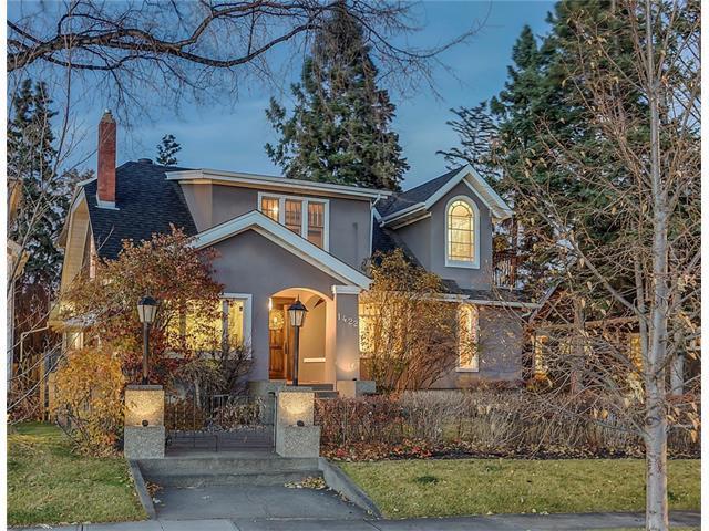 1422 Joliet Avenue SW, Calgary, AB T2T 1S2 (#C4146460) :: Redline Real Estate Group Inc