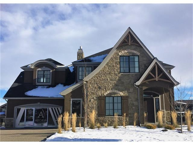 24 Rockwater Way, Rural Rocky View County, AB T3L 0C9 (#C4146479) :: Redline Real Estate Group Inc