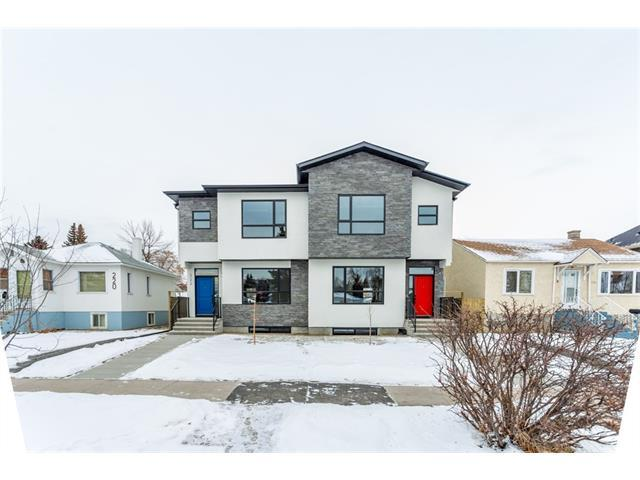 222 18 Avenue NE, Calgary, AB T2E 1N2 (#C4146485) :: Redline Real Estate Group Inc