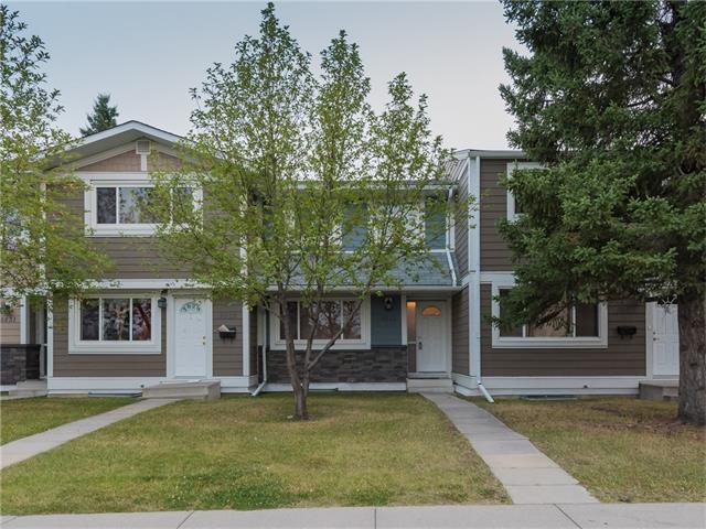 5827 Madigan Drive NE, Calgary, AB T2A 7B9 (#C4146538) :: Redline Real Estate Group Inc