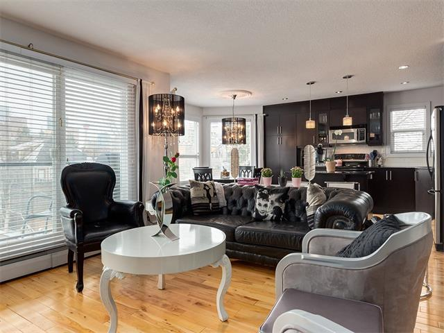 534 22 Avenue SW #8, Calgary, AB T2S 0H6 (#C4146567) :: Redline Real Estate Group Inc