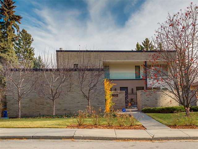 3012 9 Street NW, Calgary, AB T2K 1G5 (#C4146685) :: The Cliff Stevenson Group