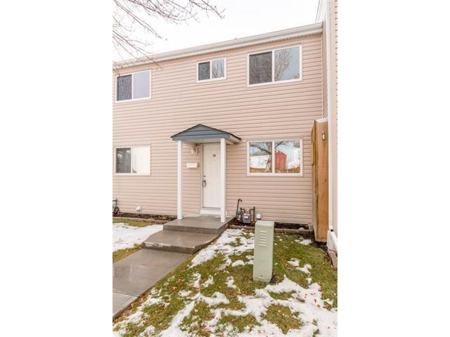 5425 Pensacola Crescent SE #77, Calgary, AB T2A 2G7 (#C4146784) :: Tonkinson Real Estate Team