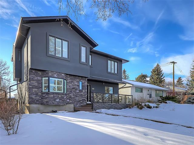 3035 Canmore Road NW, Calgary, AB T2M 4J8 (#C4146826) :: The Cliff Stevenson Group
