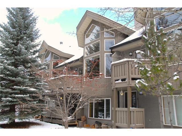 837 4th Street #3, Canmore, AB T1W 2G9 (#C4146885) :: Canmore & Banff