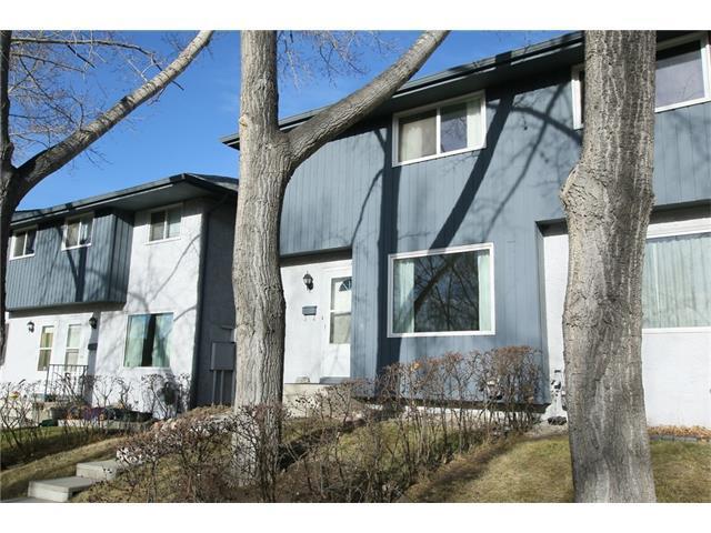 800 Bowcroft Place #19, Cochrane, AB T4C 1B9 (#C4146978) :: Redline Real Estate Group Inc