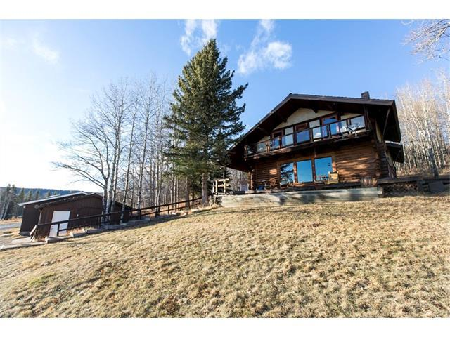 115 Meadow View Road, Bragg Creek, AB T0L 0K0 (#C4147093) :: Canmore & Banff
