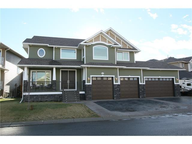 2169 High Country Rise NW, High River, AB T1V 0E2 (#C4147133) :: Redline Real Estate Group Inc