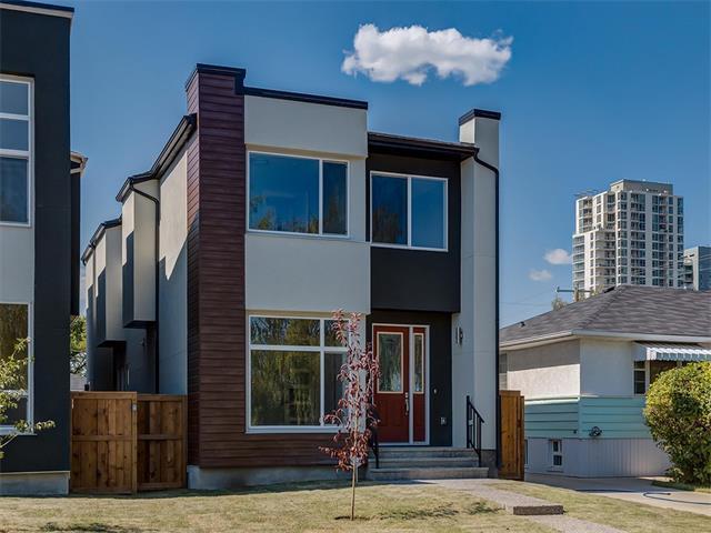 1409 31 Street SW, Calgary, AB T3C 1S6 (#C4147359) :: Redline Real Estate Group Inc