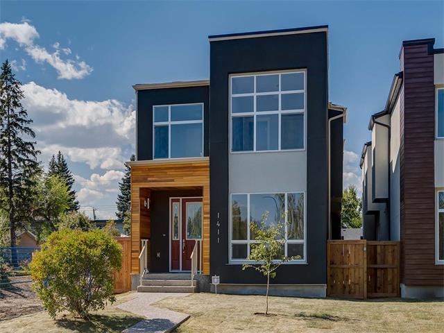 1411 31 Street SW, Calgary, AB T3C 1S6 (#C4147361) :: Redline Real Estate Group Inc