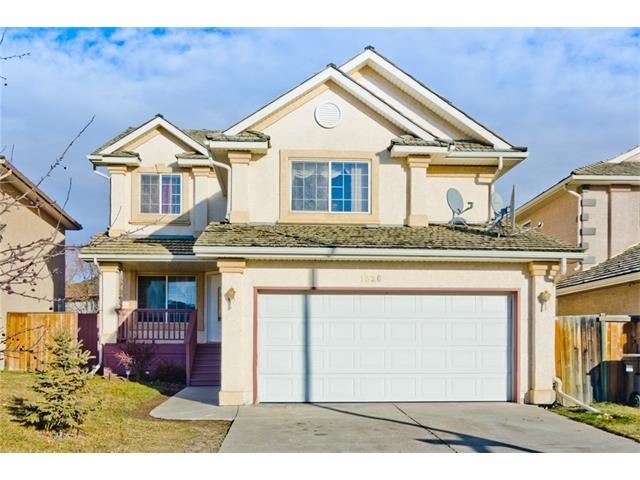 1526 Harvest Hills Drive NE, Calgary, AB T3K 4T8 (#C4147475) :: The Cliff Stevenson Group