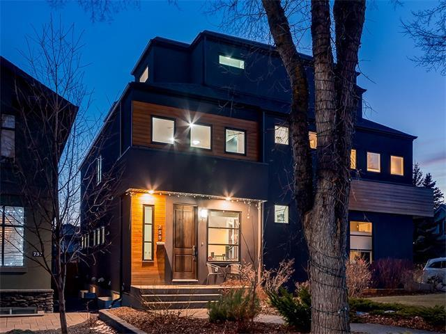 739 22 Avenue NW, Calgary, AB T2M 1P1 (#C4147523) :: Tonkinson Real Estate Team