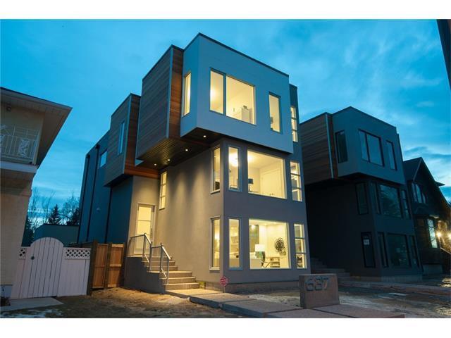 637 26 Avenue NW, Calgary, AB T2M 2E6 (#C4147729) :: Tonkinson Real Estate Team