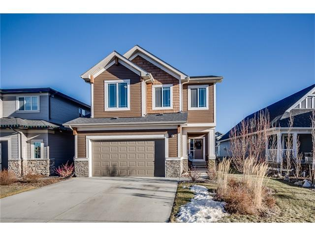 359 Sunset View, Cochrane, AB T4C 0N6 (#C4147759) :: Tonkinson Real Estate Team