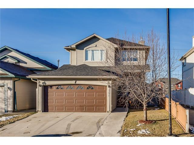 351 Silver Springs Way NW, Airdrie, AB T4B 2X8 (#C4147824) :: Redline Real Estate Group Inc