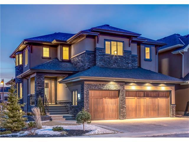 5 Aspen Summit Circle SW, Calgary, AB T3H 3Z8 (#C4147848) :: Tonkinson Real Estate Team