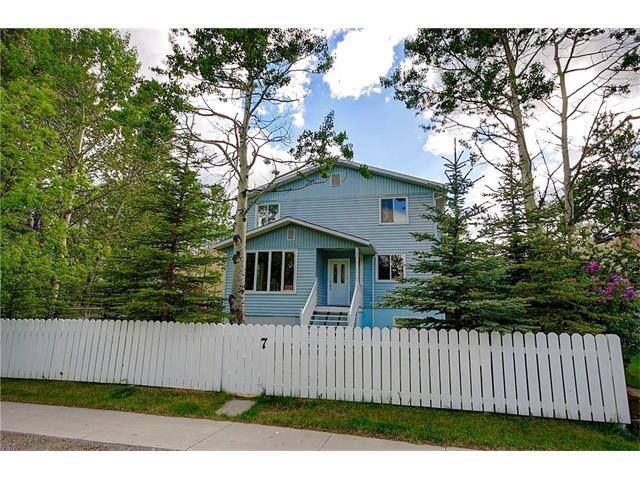 7 Mt Mcgillivary Drive, Exshaw, AB T0L 2C0 (#C4147876) :: Canmore & Banff
