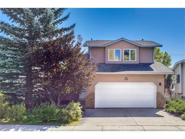 100 Mckerrell Crescent SE, Calgary, AB T2Z 1N2 (#C4147891) :: Tonkinson Real Estate Team