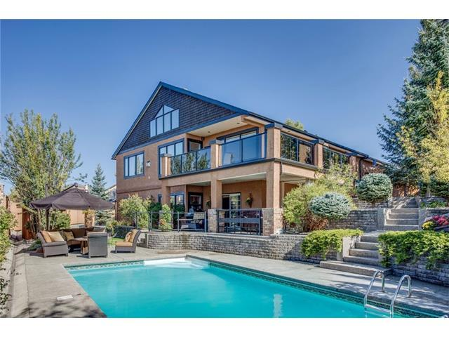 137 Signature Point(E) SW, Calgary, AB T3H 3B9 (#C4147900) :: Tonkinson Real Estate Team