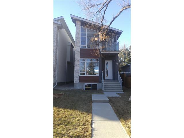 2507 16A Street NW, Calgary, AB T2M 3R5 (#C4148916) :: Tonkinson Real Estate Team