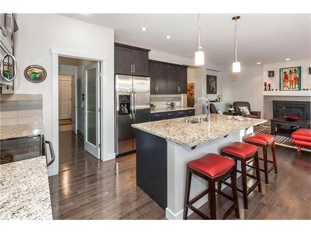 53 Sunset Manor, Cochrane, AB T4C 0N3 (#C4148945) :: Tonkinson Real Estate Team
