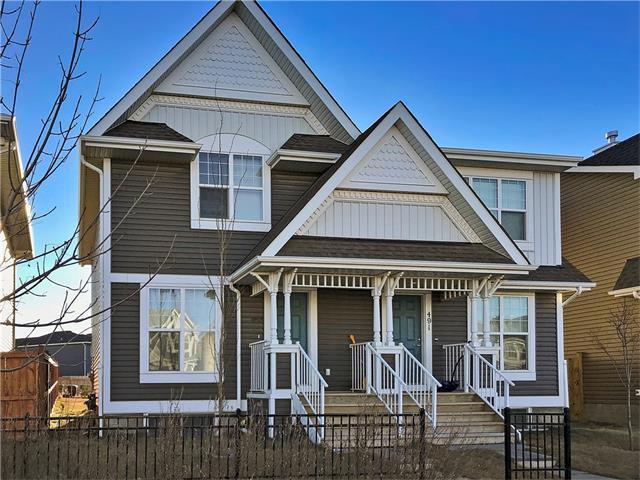 495 Auburn Bay Avenue SE, Calgary, AB T3M 1T9 (#C4148969) :: Tonkinson Real Estate Team