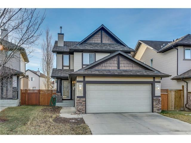 361 Cimarron Boulevard, Okotoks, AB T1S 2L8 (#C4149017) :: The Cliff Stevenson Group