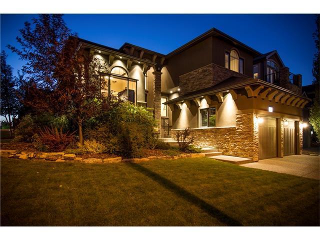 202 Aspen Glen Place SW, Calgary, AB T3H 0E8 (#C4149064) :: Tonkinson Real Estate Team