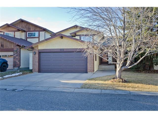 115 Mckerrell Place SE, Calgary, AB T2Z 1R8 (#C4149066) :: Tonkinson Real Estate Team