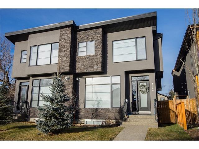 462 29 Avenue NW, Calgary, AB T2M 2M3 (#C4149087) :: Tonkinson Real Estate Team
