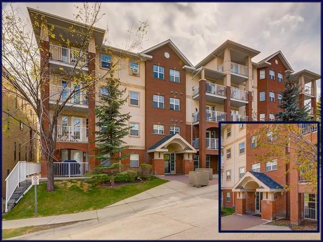 417 3 Avenue NE #201, Calgary, AB T2E 0H7 (#C4149090) :: Tonkinson Real Estate Team
