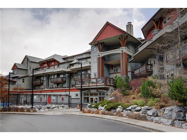 101 Montane Road #321, Canmore, AB T1W 0G2 (#C4149091) :: Canmore & Banff