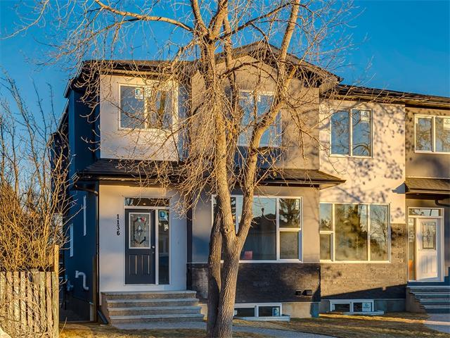 1136 39 Street SE, Calgary, AB T2A 1H5 (#C4149110) :: Tonkinson Real Estate Team