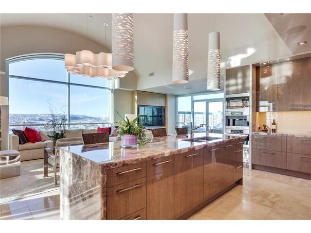836 15 Avenue SW #2302, Calgary, AB T2R 0S1 (#C4149119) :: Tonkinson Real Estate Team