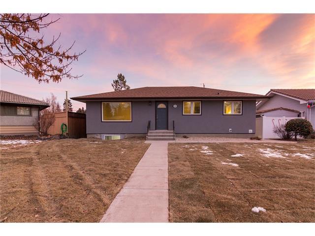 2020 Cottonwood Crescent SE, Calgary, AB T2B 1R1 (#C4149142) :: Tonkinson Real Estate Team