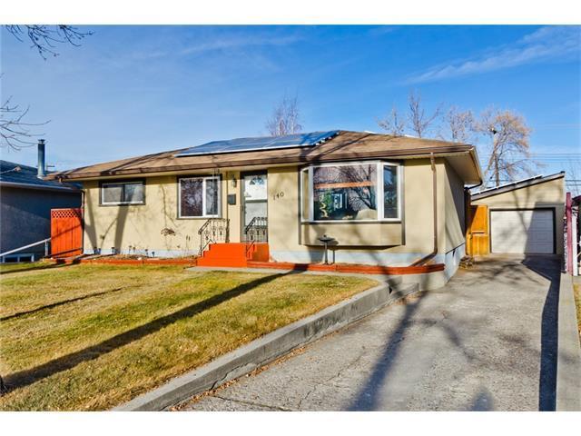 140 Franklin Drive SE, Calgary, AB T2H 0T9 (#C4149168) :: The Cliff Stevenson Group