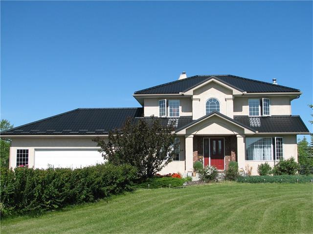 96 Biggar Heights Close, Rural Rocky View County, AB T3R 1H3 (#C4149256) :: The Cliff Stevenson Group
