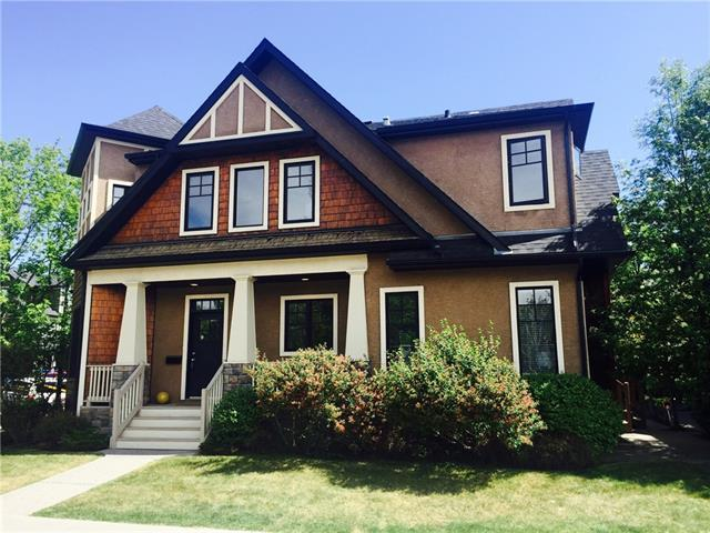 1404 16 Street SW, Calgary, AB T3C 3X4 (#C4149304) :: Canmore & Banff
