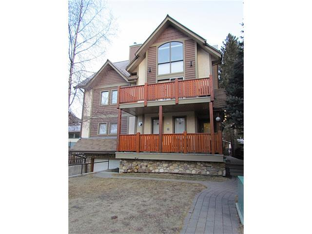 435 Marten Street A, Banff, AB T1L 1E5 (#C4149336) :: Canmore & Banff
