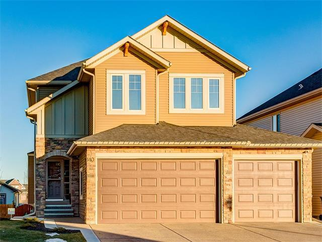 140 Aspenmere Close, Chestermere, AB T1X 0C3 (#C4149356) :: Redline Real Estate Group Inc