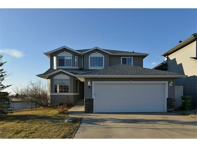 3 Thornbird Way SE, Airdrie, AB T4A 2C5 (#C4149415) :: Redline Real Estate Group Inc
