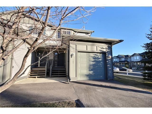 720 Willowbrook Road NW #101, Airdrie, AB T4B 2Y9 (#C4149490) :: Redline Real Estate Group Inc