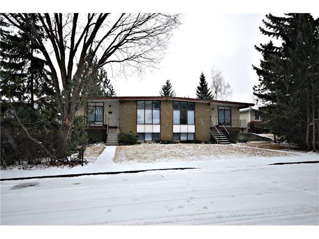 2129 & 2131 51 Avenue SW, Calgary, AB T3E 1J8 (#C4149689) :: The Cliff Stevenson Group