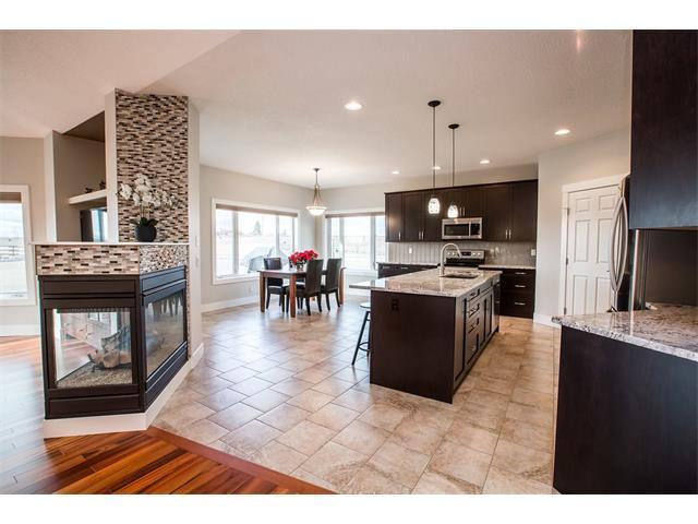 16024 496 Avenue E, Rural Foothills M.D., AB T1V 1N1 (#C4149727) :: The Cliff Stevenson Group