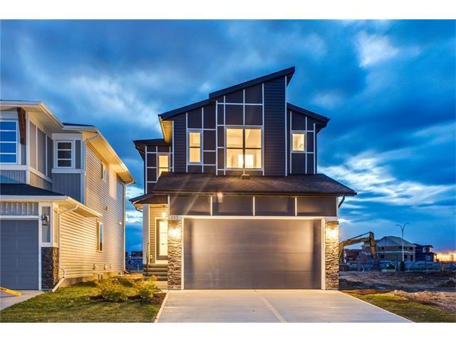 257 Cornerstone Manor NE, Calgary, AB T3N 1H4 (#C4149838) :: The Cliff Stevenson Group