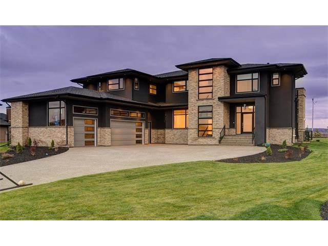 19 Stoneypointe Place, Rural Rocky View County, AB T3L 0C9 (#C4149943) :: The Cliff Stevenson Group