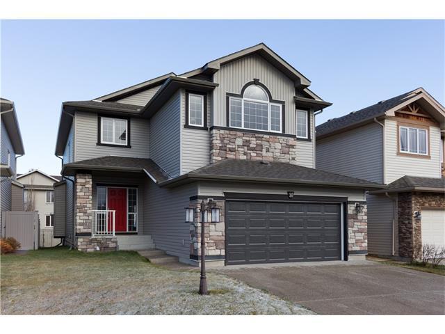 30 West Pointe Manor, Cochrane, AB T4C 0C1 (#C4150247) :: Redline Real Estate Group Inc